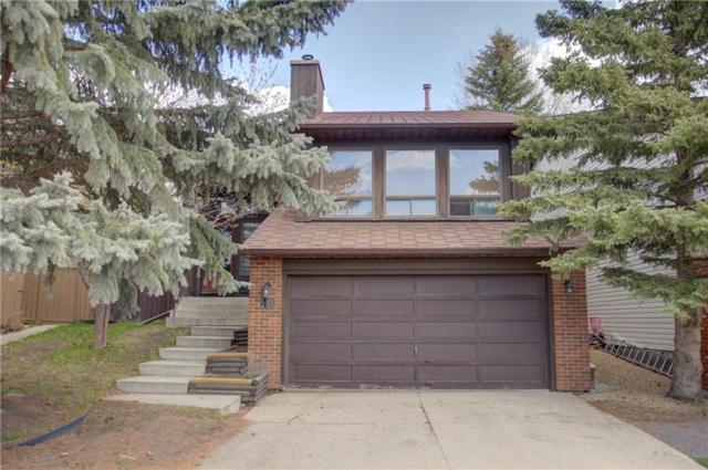 40 Ranchridge Road NW, Calgary, AB T3G 1V8 (#C4244415) :: The Cliff Stevenson Group