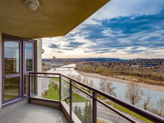 1108 6 Avenue SW #1211, Calgary, AB T2P 5K1 (#C4244417) :: Redline Real Estate Group Inc