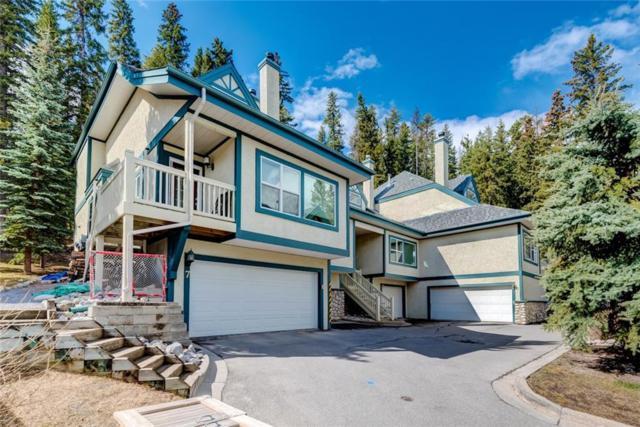 125 Cave Avenue #9, Banff, AB T1L 1E4 (#C4244422) :: Canmore & Banff
