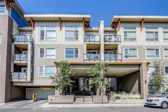 707 4 Street NE #420, Calgary, AB T2E 3S7 (#C4244430) :: The Cliff Stevenson Group