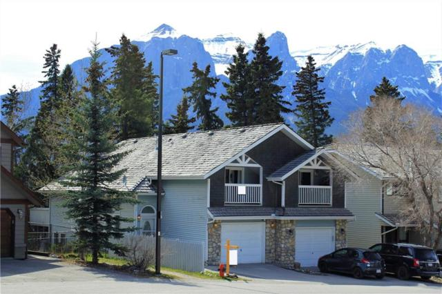 117 Cougar Point Road, Canmore, AB T1W 1A1 (#C4244436) :: Redline Real Estate Group Inc