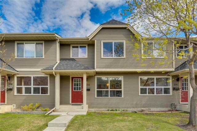 552 Queenston Gardens SE, Calgary, AB T2J 6R2 (#C4244437) :: The Cliff Stevenson Group
