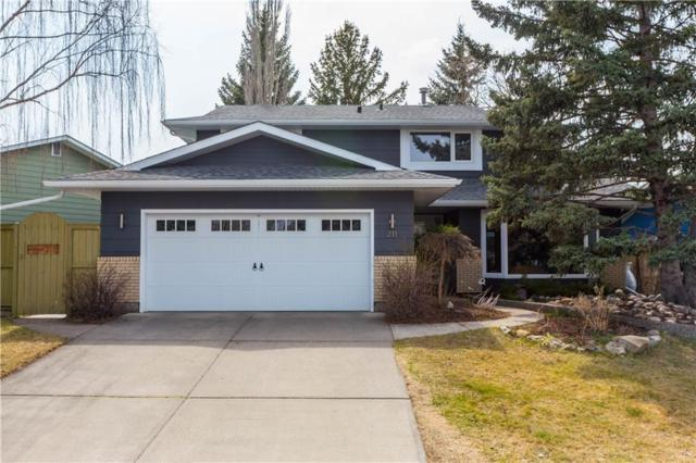 211 Midvalley Place SE, Calgary, AB T2X 1L3 (#C4244442) :: The Cliff Stevenson Group
