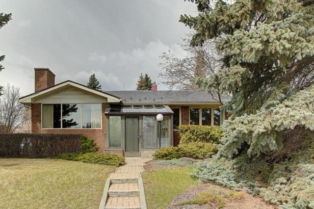 56 Granlea Place SW, Calgary, AB T3E 4K2 (#C4244457) :: Western Elite Real Estate Group