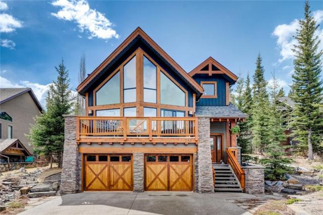 210 Casale Place, Canmore, AB T1W 3G2 (#C4244459) :: Canmore & Banff
