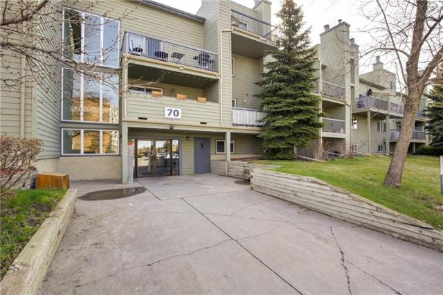 70 Glamis Drive SW #2247, Calgary, AB T3E 6T5 (#C4244464) :: Redline Real Estate Group Inc