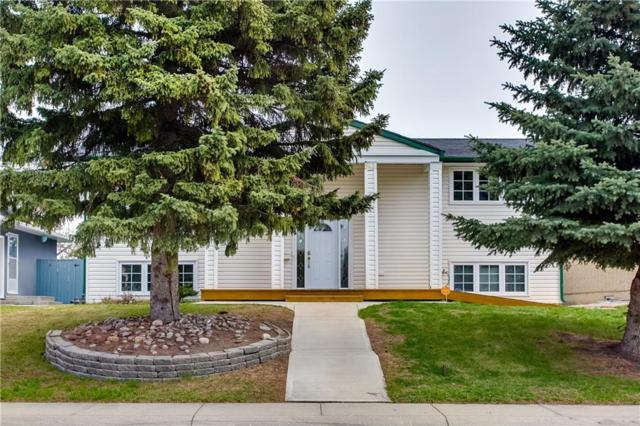 543 Lake Newell Crescent SE, Calgary, AB T2J 3L7 (#C4244478) :: Redline Real Estate Group Inc
