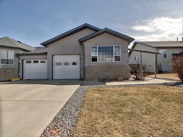 14 Erin Street, Lacombe, AB T4L 2K8 (#C4244480) :: The Cliff Stevenson Group