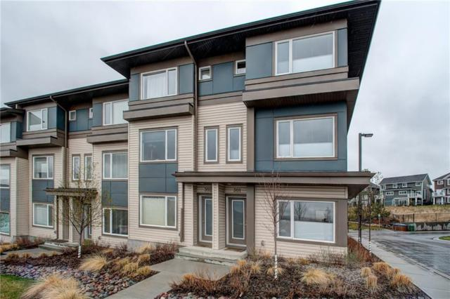 501 River Heights Drive #301, Cochrane, AB T4C 2L3 (#C4244488) :: The Cliff Stevenson Group