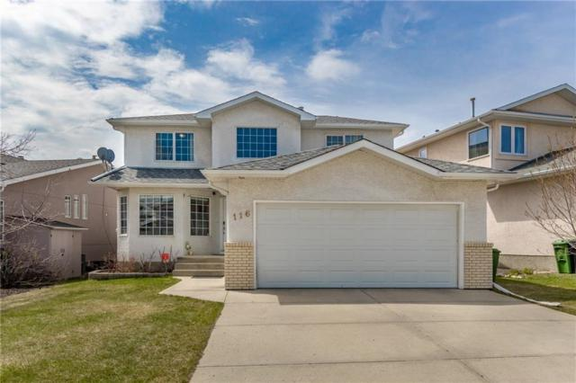 116 Arbour Ridge Circle NW, Calgary, AB T3G 3Y9 (#C4244512) :: The Cliff Stevenson Group