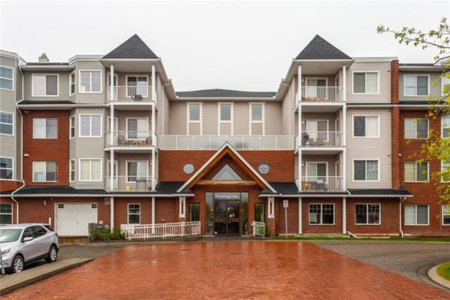 8 Prestwick Pond Terrace SE #109, Calgary, AB T2Z 4P3 (#C4244522) :: Redline Real Estate Group Inc