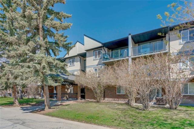 1602 11 Avenue SW #107, Calgary, AB T3C 0N2 (#C4244528) :: The Cliff Stevenson Group