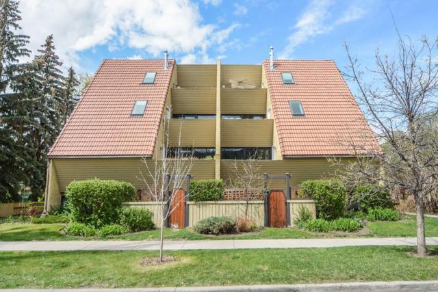 906 4 Avenue NW #8, Calgary, AB T2N 0M8 (#C4244548) :: Redline Real Estate Group Inc