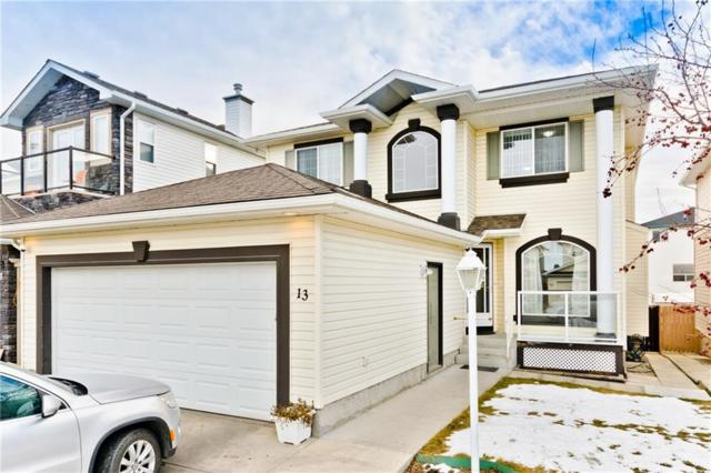 13 Coral Springs Park NE, Calgary, AB T3J 3R1 (#C4244574) :: Redline Real Estate Group Inc