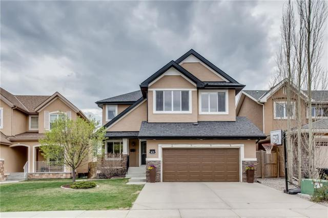 43 Tuscany Estates Close NW, Calgary, AB T3L 0B6 (#C4244576) :: The Cliff Stevenson Group
