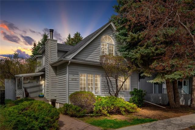 409 11A Street NW, Calgary, AB T2N 1Y2 (#C4244605) :: Redline Real Estate Group Inc