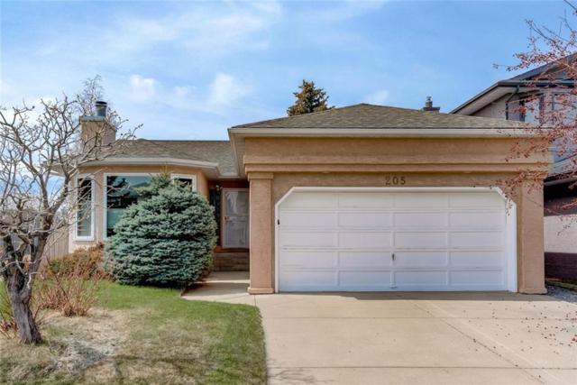 205 Hawkbury Close NW, Calgary, AB T3G 3N2 (#C4244607) :: Redline Real Estate Group Inc