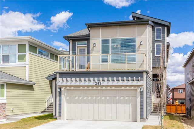 282 Sage Bluff Drive NW, Calgary, AB T3R 0Y9 (#C4244608) :: The Cliff Stevenson Group