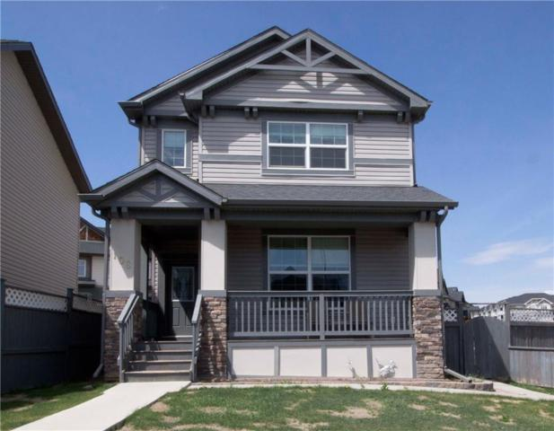 108 Skyview Springs Manor NE, Calgary, AB T3N 0A8 (#C4244615) :: Redline Real Estate Group Inc