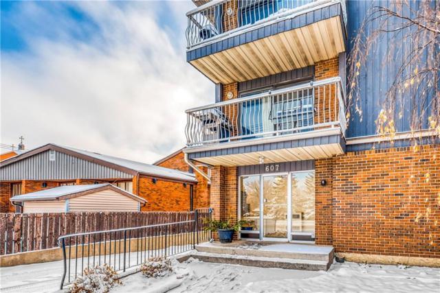 607 7 Avenue NE #304, Calgary, AB T2E 0N4 (#C4244648) :: The Cliff Stevenson Group