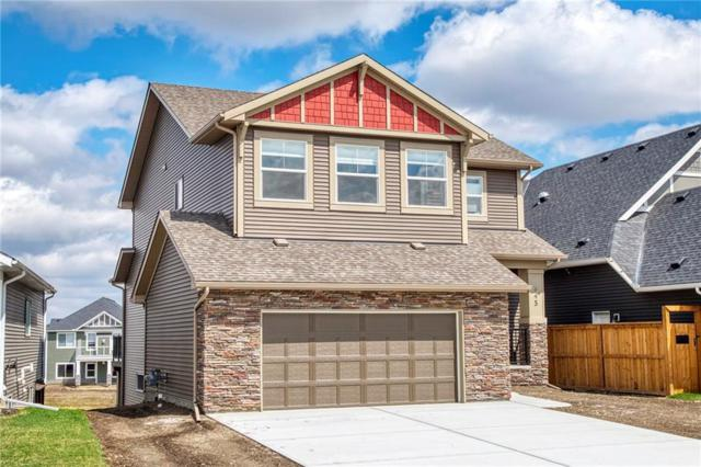 345 Bayside Crescent, Airdrie, AB T4B 4H1 (#C4244671) :: Canmore & Banff