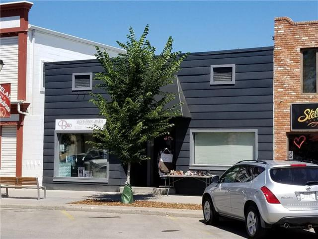First Street W, Cochrane, AB T4C 1A8 (#C4244678) :: The Cliff Stevenson Group