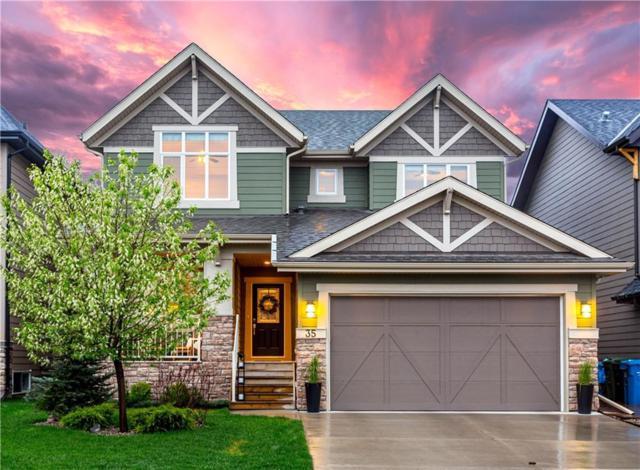 35 Auburn Sound Manor SE, Calgary, AB T3M 0G5 (#C4244679) :: Redline Real Estate Group Inc