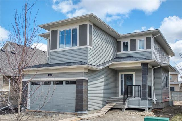 1116 Bayside Drive SW, Airdrie, AB T4B 4G8 (#C4244689) :: Canmore & Banff
