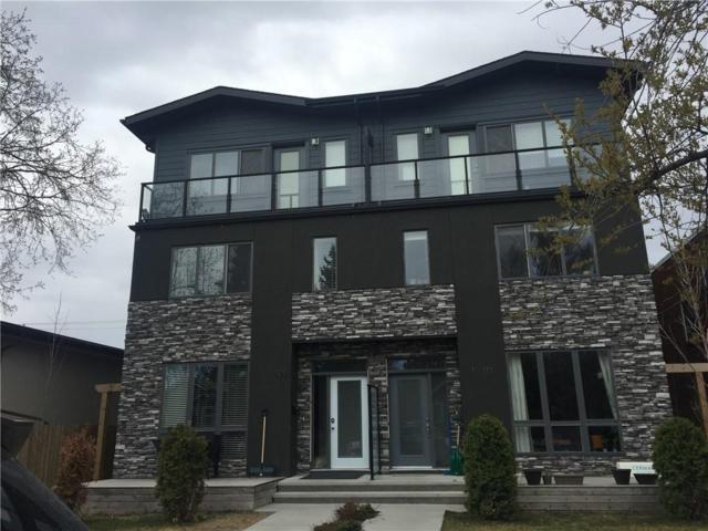 711 17 Avenue NW #2, Calgary, AB T2M 0N8 (#C4244695) :: Redline Real Estate Group Inc
