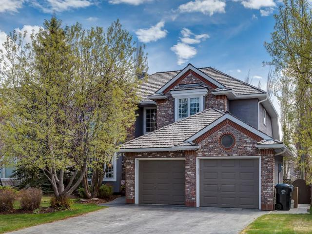 134 Schiller Crescent NW, Calgary, AB T3L 1W9 (#C4244705) :: Redline Real Estate Group Inc
