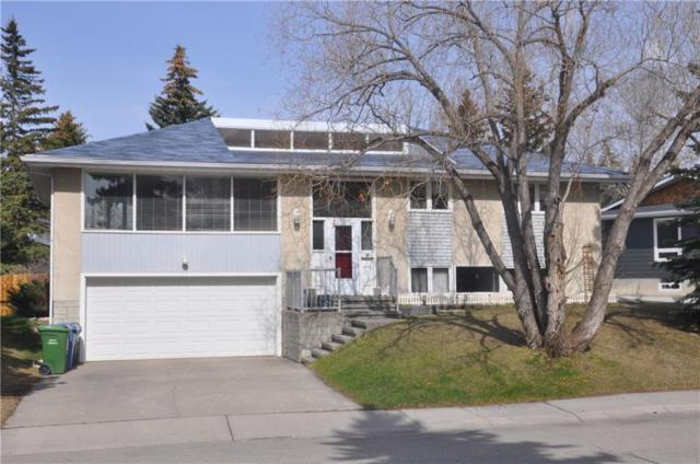 31 Dalhurst Way NW, Calgary, AB T3A 1N8 (#C4244712) :: Redline Real Estate Group Inc
