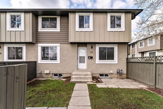 4936 Dalton Drive NW #15, Calgary, AB T3A 2E4 (#C4244720) :: Redline Real Estate Group Inc