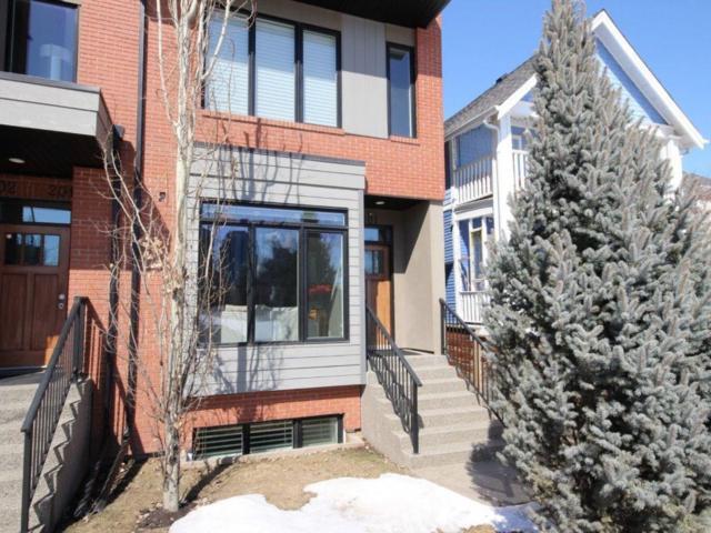 830 2 Avenue NW #101, Calgary, AB T2N 0E5 (#C4244763) :: Redline Real Estate Group Inc