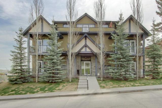 4704 Stanley Road SW #302, Calgary, AB T2S 2R2 (#C4244766) :: The Cliff Stevenson Group