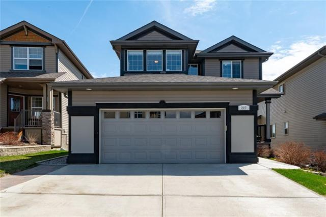 227 Sunset View, Cochrane, AB T4C 0E9 (#C4244787) :: Redline Real Estate Group Inc