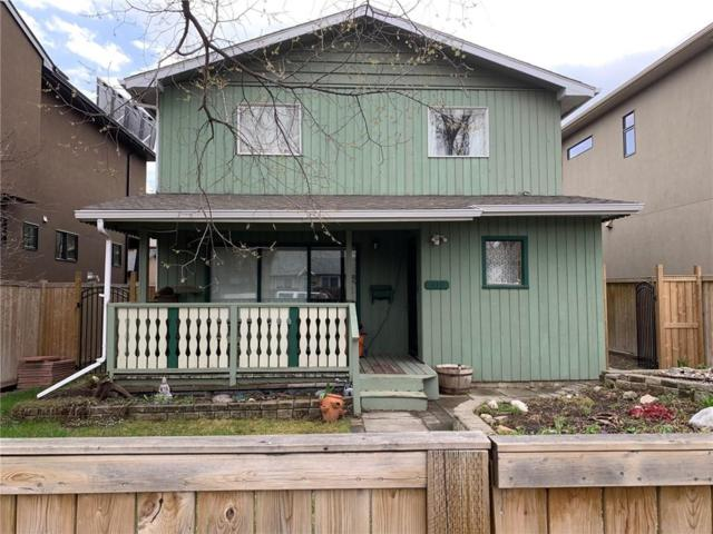 439 27 Avenue NW, Calgary, AB T2M 2H7 (#C4244798) :: The Cliff Stevenson Group