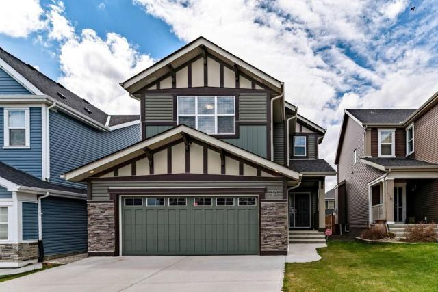 21 Evansfield Gardens NW, Calgary, AB T3P 0K8 (#C4244801) :: Redline Real Estate Group Inc