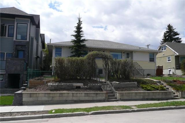 3103 12 Avenue SW, Calgary, AB T3C 0S5 (#C4244830) :: The Cliff Stevenson Group