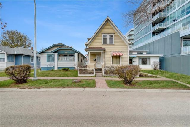 227, 229 & 231 9A Street NW, Calgary, AB T2N 1T5 (#C4244840) :: Redline Real Estate Group Inc