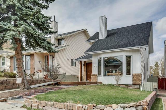 40 Strathearn Crescent SW, Calgary, AB T3H 1R4 (#C4244841) :: Redline Real Estate Group Inc