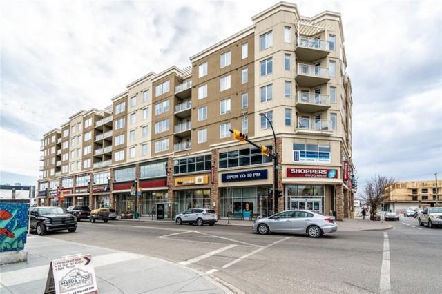 3410 20 Street SW #615, Calgary, AB T2T 3Z2 (#C4244852) :: Redline Real Estate Group Inc