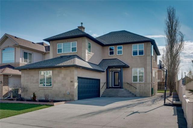 97 Strathlea Court SW, Calgary, AB T3H 4T4 (#C4244861) :: Redline Real Estate Group Inc