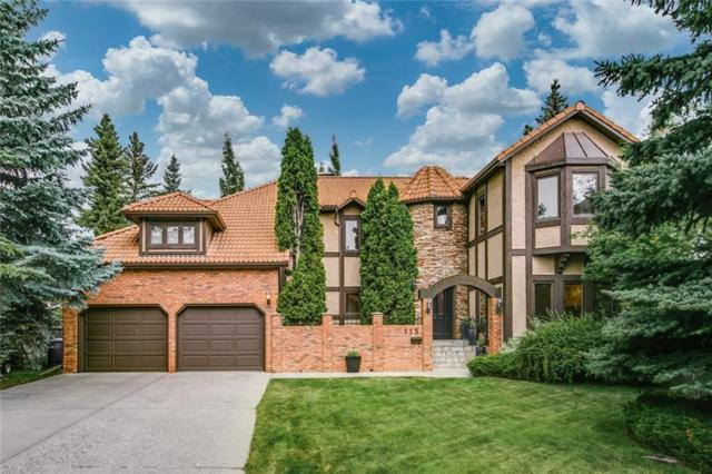 115 Coach Light Bay SW, Calgary, AB T3H 1Z8 (#C4244864) :: Redline Real Estate Group Inc