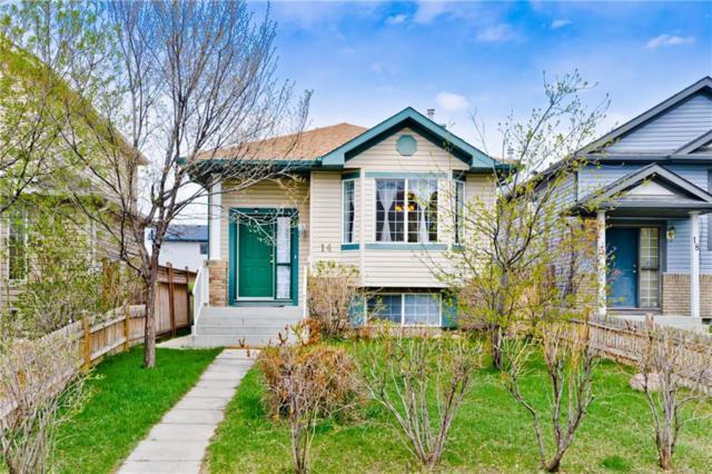 14 Saddlemont Crescent NE, Calgary, AB T3J 4R6 (#C4244869) :: Redline Real Estate Group Inc