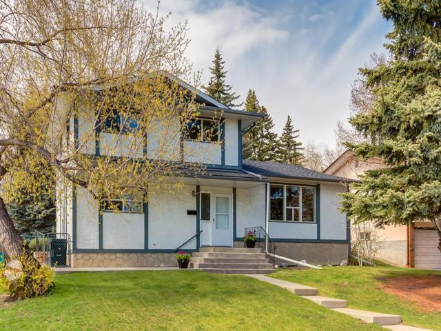5132 Dalham Crescent NW, Calgary, AB T3A 1L7 (#C4244871) :: Redline Real Estate Group Inc