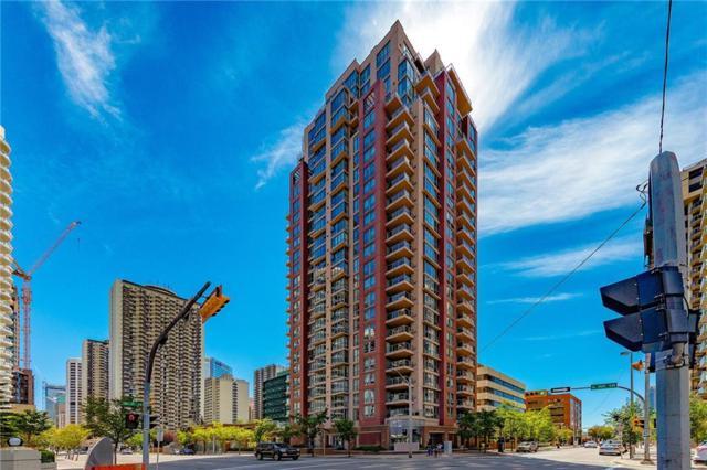 650 10 Street SW #203, Calgary, AB T2P 5G4 (#C4244872) :: Redline Real Estate Group Inc