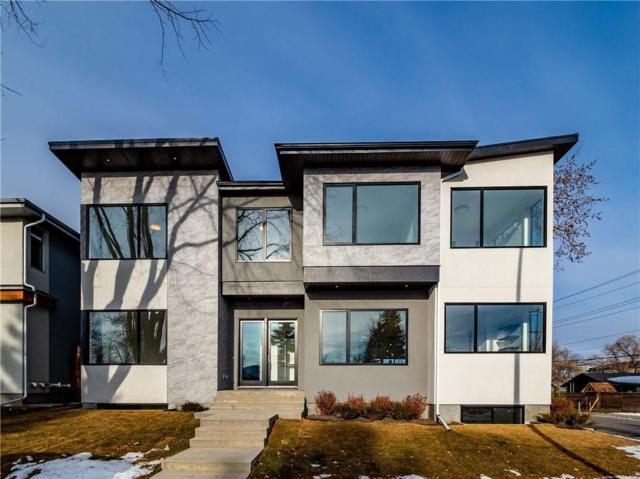 4655 19 Street SW, Calgary, AB T2T 2R9 (#C4244891) :: The Cliff Stevenson Group