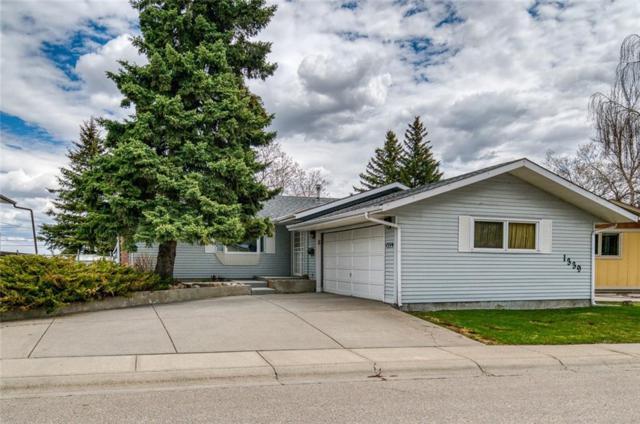 1339 Mapleglade Crescent SE, Calgary, AB T2J 2H4 (#C4244894) :: Redline Real Estate Group Inc