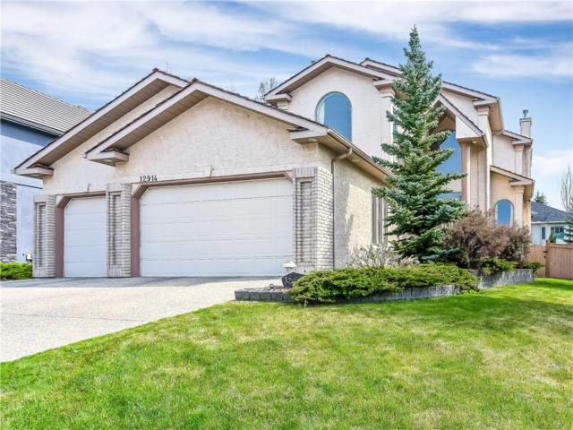 12914 Candle Crescent SW, Calgary, AB T2W 3B3 (#C4244901) :: The Cliff Stevenson Group