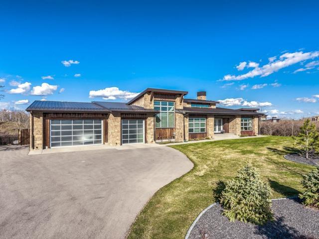 70 Silverhorn Boulevard, Rural Rocky View County, AB T3R 0X3 (#C4244904) :: Calgary Homefinders